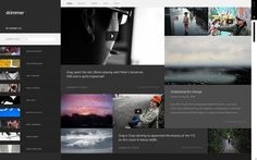 Skimmer - Profiles on the Behance Network #awesome