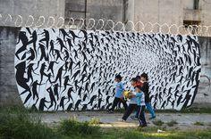 unurth   street art