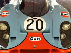 Grand Prix Originals > Steve McQueen Collection, Le Mans, Gulf ... #photography #design #car