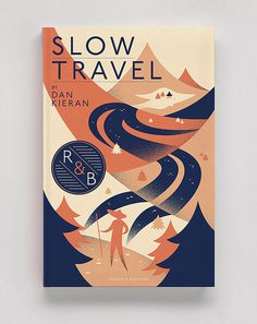 Slow Travel - Matt Chase | Design, Illustration #illustration