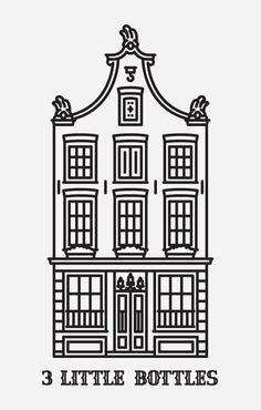 mkn design Michael Nÿkamp #type #architecture #building #font #dutch #mafia #dutch mafia