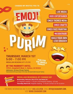 Image result for purim flyer