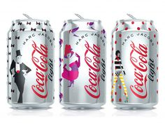 Diet Coke #packaging #beverage #can #pop
