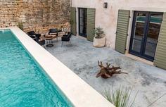 Mediterranean Villa Elena in Croatia - InteriorZine