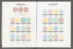 Bijan Berahimi - Graphic Design & More #picto #icons #iconography