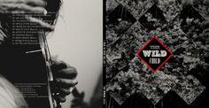 The wild child on Behance #cover #album