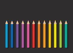 mkn design - Michael Nÿkamp #crayons #illustration #color #pencial