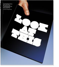 Non-Format - Look At This #non #format #cover #brochure #type #editorial #magazine