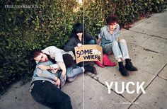 WOW. GOOD GOING. CONGRATULATIONS. GOOD WORK. WOW.» Blog Archive » YUCK FOR SELF-TITLED #sheffield #bryan #yuck