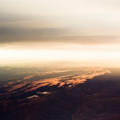 Mountain Sunrise Landscape   Flickr - Photo Sharing! #mountain #landscape #sky