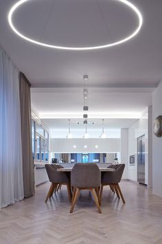 Letna Apartment in Prague by Objectum 5