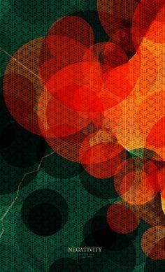 Enektor - Contribuições on the Behance Network #poster #enektor #oyphis #negativity