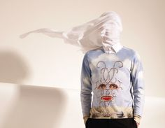 Magritte - OC #fashion #art