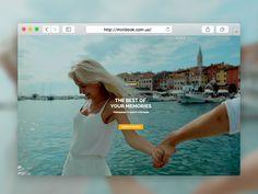 Website design by QubStudio #web #design #inspiration