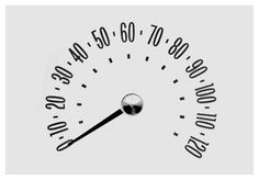Chevrolet speedometer design #1967 #chevrolet #speedometer #camaro