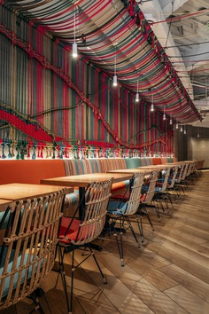 New SuViche Doral Restaurant Designed by Saladino Design Studios