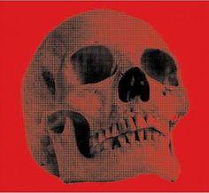 """CODY HUDSON """"RED SKULL"""" T-SHIRT CODY_HUDSON_RED_SKULL – Upper Playground #poster #skull #art #shirt"""