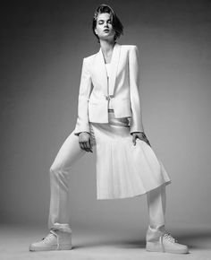 Bo Don by Jacques Dequeker for Vogue Brazil #fashion #model #photography #girl