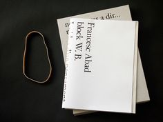 Ana Domínguez #editorial #pages #book #typography