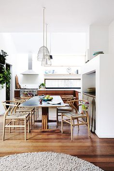 inside out magazine dining room