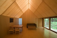 Translucent plywood from Chistopher Hawthorne's 'Boring architecture? Yes, please' in LA Times