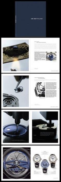portfolio /// some work on the Behance Network #design #brochure