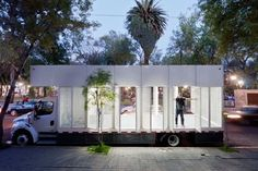 The Book Truck: Mobile Library Hits Mexico City's Streets - Cities - GOOD #mobile