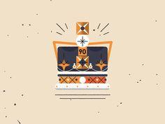 #crown #illustration
