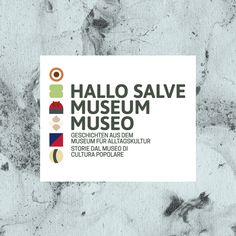Hello Museum! on Behance