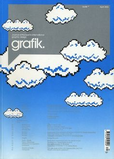 All sizes | Grafik: Issue 139 | Flickr - Photo Sharing! #grafik #design #graphic #avant #cover #garde #magazine