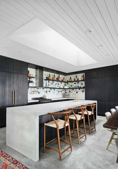 kitchen / Baldridge Architects