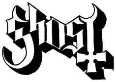 ghost press logo