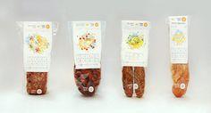 The bread Mill #packaging #identity #bread