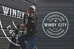 Windy City Logo Design by Knoed Creative
