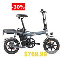 FIIDO #L2 #Electric #Bicycle #Smart #20Ah #Folding #Moped #E-bike