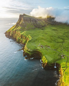 Faroe Islands From Above: Drone Photography by Chris Poplawski