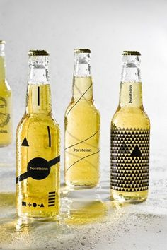 Thorsteinn Beer Brand on the Behance Network #beer #gslason #branding #packaging #gunnar #iceland #thorleifur