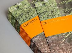 andsmith_cosworthpark_01 #photography #orange #brochure