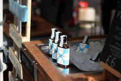 Sandows London by Studio Thomas #label #bottle #coffee #photography