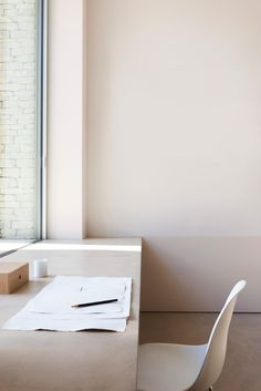 notesondesign:a place to imagine #place #desk #studio #work
