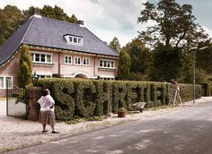 Schretlen Hedge on Behance #type #image