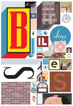 Building Stories — Chris Ware #cartoonist #chris #book #cover #illustration #typeography #ware #comics