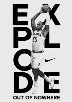 Nike Basketball Campaign for Bureau Mirko Borsche on Behance