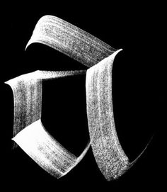 Giuseppe Salermo #calligraphy #gothic #typography