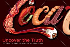 Uncover the Truth Internal Organ Damage by Coca Cola