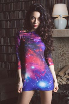 #space #dress