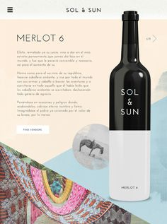 Sol & Sun - Amy Martino - Design + Art Direction