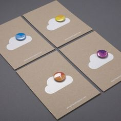 Pretty Green / Design / Design Friendship #friendship #sun #badge #cloud #design #pretty #attached #leaflet #green