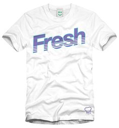 Fresh typography T-shirt Spring #fashion #design #shirts #shirt