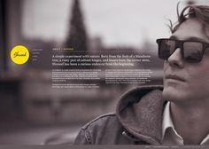 Shwood Website Design on Web Design Served